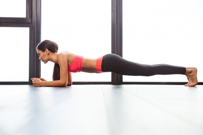 Die effektivste Übung für einen flachen Bauch