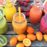 Der neue Trend: Slow Juicing. Foto:smoothies-2253423_1920_silviarita / pixabay.com