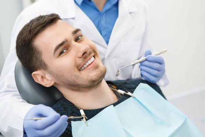 Betäubung beim Zahnarzt wieder auflösen